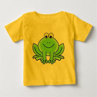 T-shirt Pour Bébé Grenouille drôle mignonne