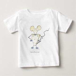 T-shirt Pour Bébé Grignotte, Designed by Plume de Souris