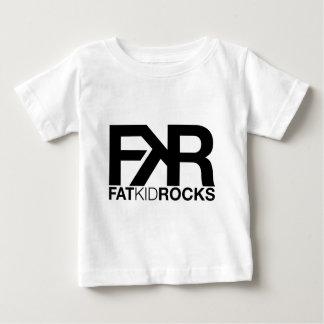 T-shirt Pour Bébé Grosses roches d'enfant
