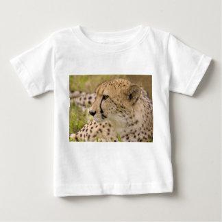 T-shirt Pour Bébé Guépard