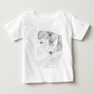 T-shirt Pour Bébé Guide d'ange de chaman