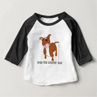 T-shirt Pour Bébé Habillement américain de bébé maximum de | 3/4