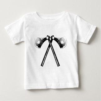 T-shirt Pour Bébé Hache de Viking