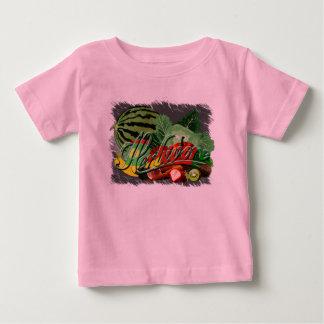 T-shirt Pour Bébé Herbivores - végétariens - végétaliens