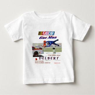 T-shirt Pour Bébé Homme NASCAR de gaz de Delbert
