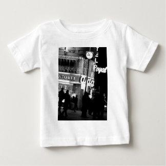 T-shirt Pour Bébé hongrie by night