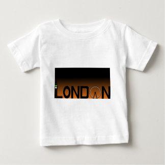 T-shirt Pour Bébé Horizon de Londres