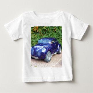 T-shirt Pour Bébé Hot rod de mineur de Morris