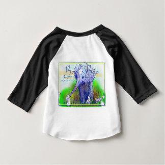 T-shirt Pour Bébé Huez huent et des amis