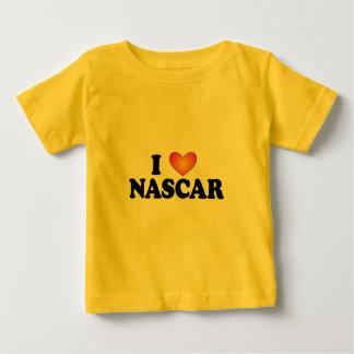 T-shirt Pour Bébé I (coeur) NASCAR - Mult-Produits de Lite
