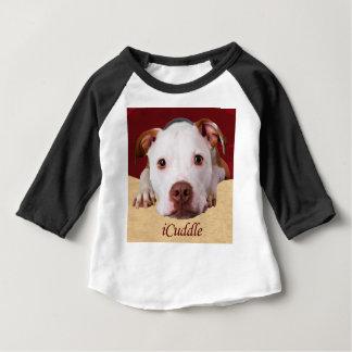 T-shirt Pour Bébé iCuddle Pitbull