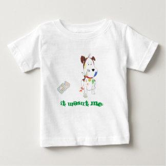 """T-shirt Pour Bébé """"Il n'était pas moi !"""" chemise d'enfant en bas âge"""