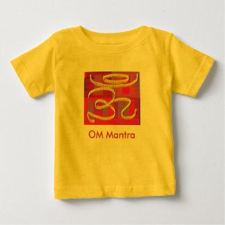 T-shirt Pour Bébé Incantation d'OM