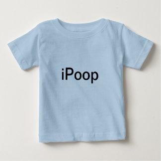 T-shirt Pour Bébé iPoop
