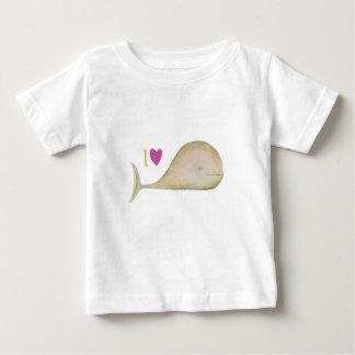 T-shirt Pour Bébé J'aime des roues