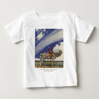 """T-shirt Pour Bébé John Bauer - """"au monde large """""""