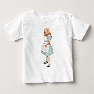 T-shirt Pour Bébé Juste Alice
