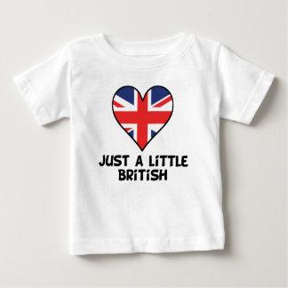 T-shirt Pour Bébé Juste britannique