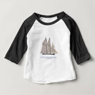 T-shirt Pour Bébé La Colombie 1871