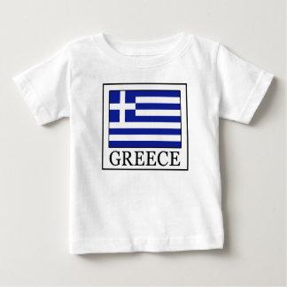 T-shirt Pour Bébé La Grèce