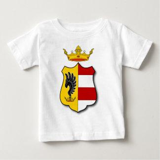 T-shirt Pour Bébé La Hongrie #3