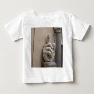 T-shirt Pour Bébé La main de Constantine, Rome