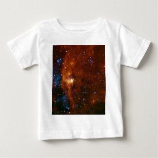T-shirt Pour Bébé La NASA stellaire de la naissance RCW 108 d'étoile
