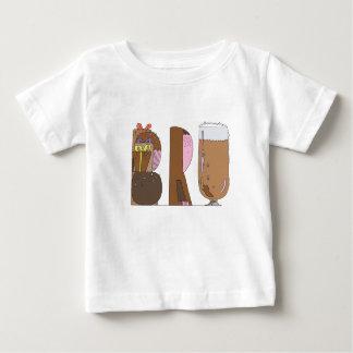 T-shirt Pour Bébé La pièce en t   BRUXELLES du bébé, SOIT (BRU)