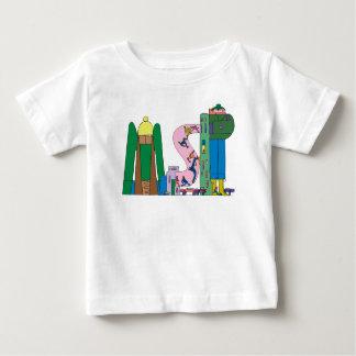 T-shirt Pour Bébé La pièce en t | MINNEAPOLIS, manganèse (MSP) du