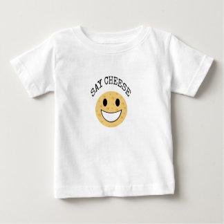 T-shirt Pour Bébé la plaisanterie mignonne drôle indiquent le