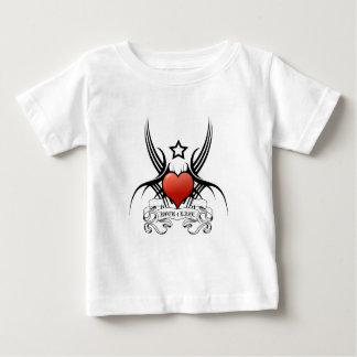 T-shirt Pour Bébé La vie de la roche 4