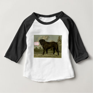 T-shirt Pour Bébé La vie est meilleure avec un chien