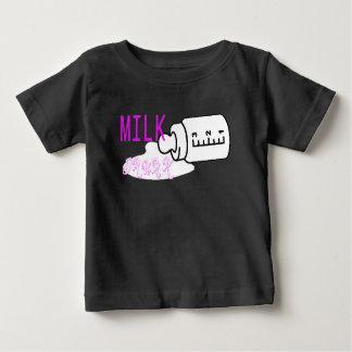 T-shirt Pour Bébé Lait bu