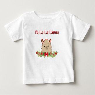 T-shirt Pour Bébé Lama de La de La de fa