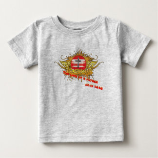 T-shirt Pour Bébé L'amour d'un 14h16 de John de père