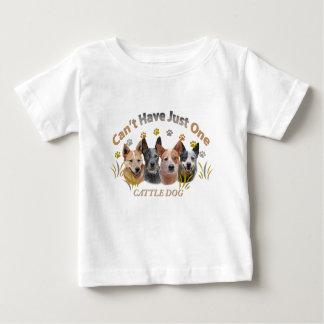 T-shirt Pour Bébé Le berger australien ne peut pas avoir juste un
