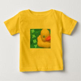 T-shirt Pour Bébé Le caoutchouc mignon