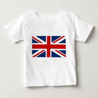 T-shirt Pour Bébé Le drapeau d'Union Jack