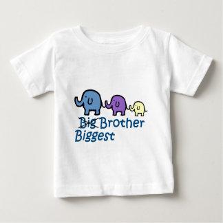 T-shirt Pour Bébé Le frère