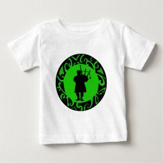 T-shirt Pour Bébé Le joueur de pipeau pie