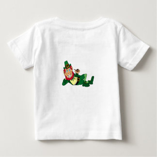 T-shirt Pour Bébé Le jour de St Patrick