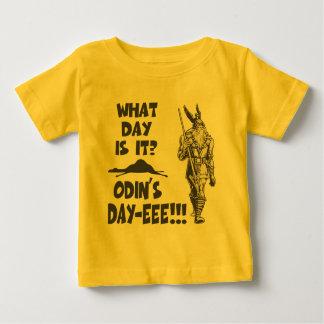 T-shirt Pour Bébé Le jour d'Odin