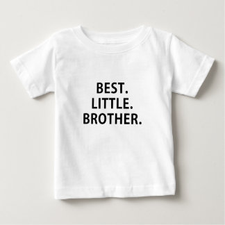 T-shirt Pour Bébé Le meilleur petit frère
