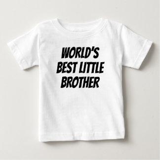 T-shirt Pour Bébé Le meilleur petit frère des mondes