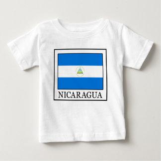 T-shirt Pour Bébé Le Nicaragua