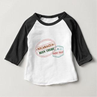 T-shirt Pour Bébé Le Nicaragua là fait cela