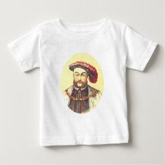 T-shirt Pour Bébé Le Roi Henry VIII, les huit, 8ème