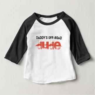T-shirt Pour Bébé Le type tous terrains du papa