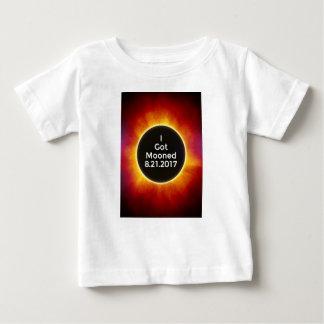 T-shirt Pour Bébé L'éclipse solaire américaine obtient le 21 août