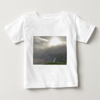 T-shirt Pour Bébé Les eaux alpines